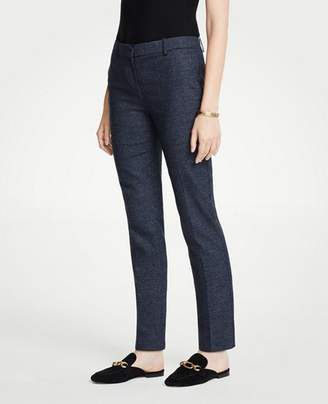 059f19e99b777 ... Ann Taylor The Petite Ankle Pant In Mini Check - Curvy Fit