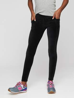 Athleta Girl Stretch Cord School Day Tight
