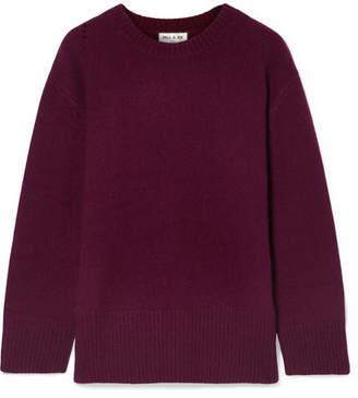 Paul & Joe Cashmere Sweater - Plum