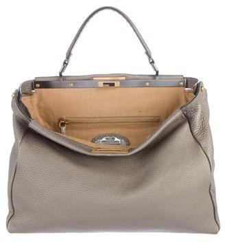 FendiFendi Large Selleria Peekaboo Bag