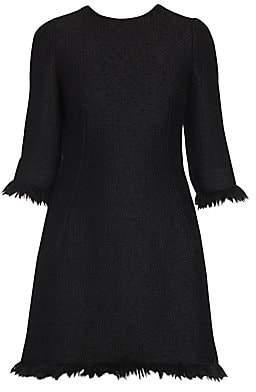 Dolce & Gabbana Women's Fringe Sheath Dress