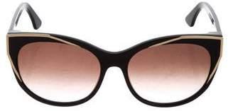 Thierry Lasry Polygamy Cat-Eye Sunglasses