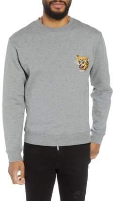 The Kooples Regular Fit Tiger Sweatshirt