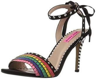 Betsey Johnson Women's Tyna Heeled Sandal