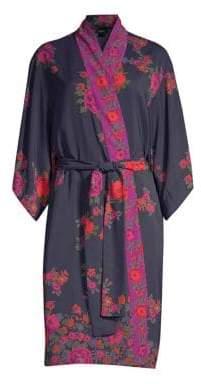Natori Botanica Wrap Robe