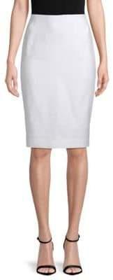 Lafayette 148 New York Modern Slim Skirt