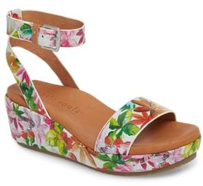 Gentle Souls by Kenneth Cole Morrie Wedge Sandal