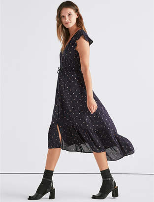 Lucky Brand ERIN PRINTED DRESS