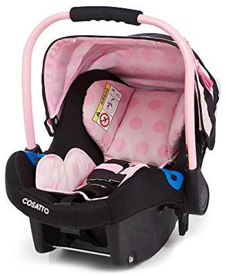 Cosatto Port Group 0+ Car Seat GoLightly 3