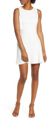 Adelyn Rae Janessa Flounce Dress