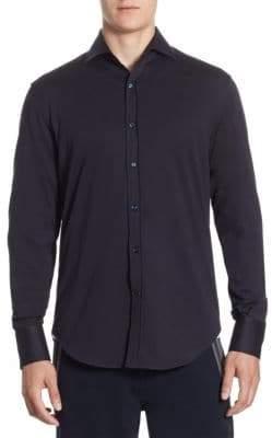 Brunello Cucinelli Cotton Button-Down Shirt