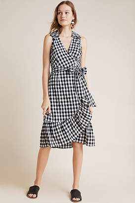 1afda55b60a5 Maeve Wrapped Gingham Skirt