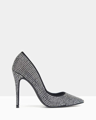 betts Blossom 2 Diamante Stiletto Heels