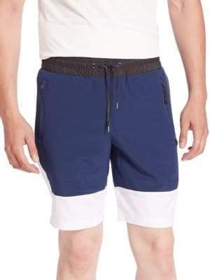 Madison Supply Woven Elasticized Shorts