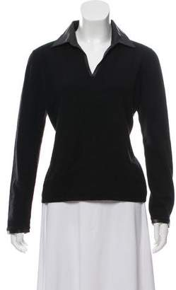 Brunello Cucinelli Cashmere Long Sleeve Top
