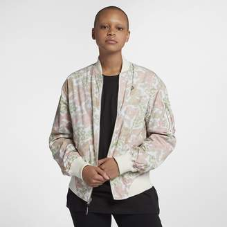 Converse Reversible Oversized MA-1 Women's Bomber Jacket