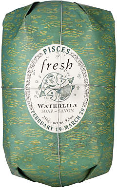 Fresh Pisces Oval Zodiac Soap, Limited Edition, 250g