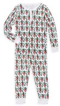Kid's Monkey Mas Two-Piece Pajamas