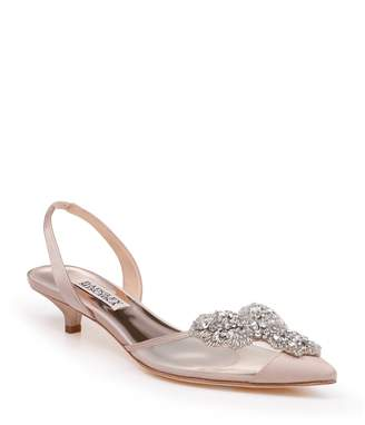 Badgley Mischka Collection Vera Embellished Pump
