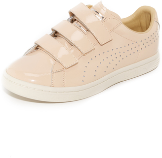 PUMA Court Star Velcro Sneakers $90 thestylecure.com