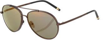 Boucheron Aviator Metal Sunglasses