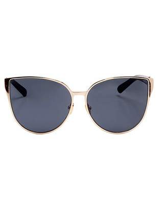 VivaLaDiva Madison Cat's Eye Cats Style Sunglasses