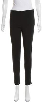 Calvin Klein Collection Mid-Rise Skinny Pant