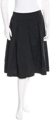 Robert Rodriguez Knee-Length A-Line Skirt