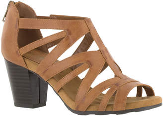 Easy Street Shoes Amaze Womens Heeled Sandals