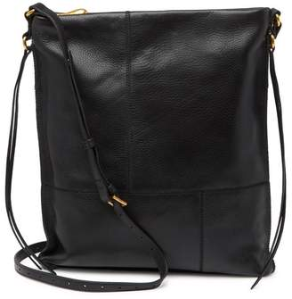 Hobo Fusion Leather Patchwork Crossbody Bag
