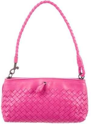 Bottega Veneta Intrecciato Leather Mini Shoulder Bag