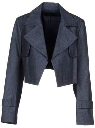 BCBGMAXAZRIA Denim outerwear