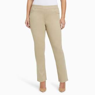 Gloria Vanderbilt Plus Size Avery High-Rise Pull-On Jeans
