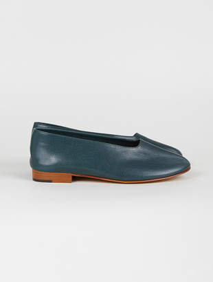 Martiniano Glove Shoe - Dark Emerald