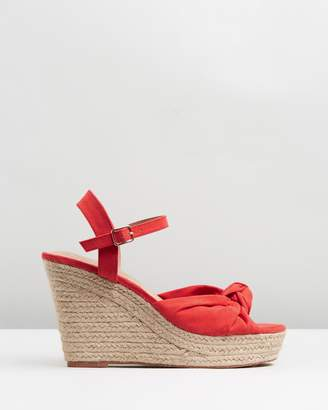 c70126d752b Orange Wedges - ShopStyle Australia