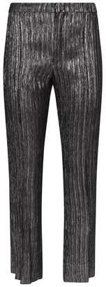 Isabel Marant Denlo Metallic Trousers