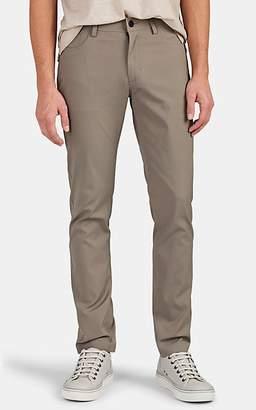 Theory Men's Raffi Slim Trousers - Light Gray