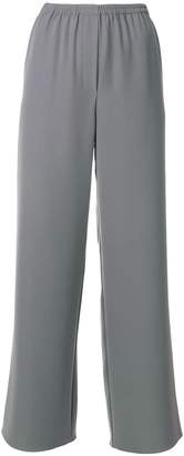 Emporio Armani flared trousers