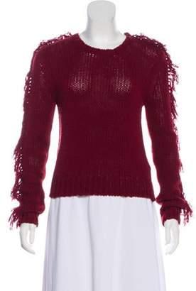Opening Ceremony Rodarte x Wool Lightweight Sweater wool Rodarte x Wool Lightweight Sweater