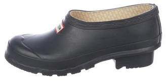 Hunter Girls' Original Rubber Clogs