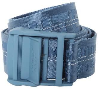 Off-White 35mm Nylon Industrial Belt