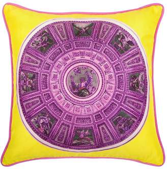 Rome Cappella Chigi Silk Accent Pillow
