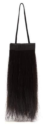 Helmut Lang Horse Hair 2004 Bag - Womens - Black