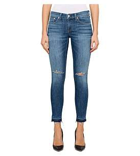 Rag & Bone The Capri Jean W/Knee Slit