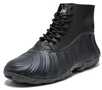 Ccilu Men's Diffusion Dorian Ankle Rain Boots
