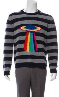 Gucci UFO Intarsia Sweater