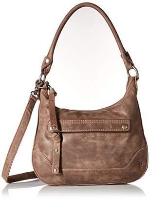 Frye Melissa Zip Small Leather Hobo Crossbody e9a96357b9860