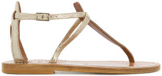 K. Jacques strappy sandals
