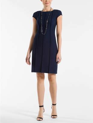 St. John Ana Boucle Knit Dress