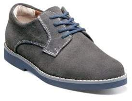 Florsheim Toddler's& Kid's Kearney Jr. Suede Oxfords